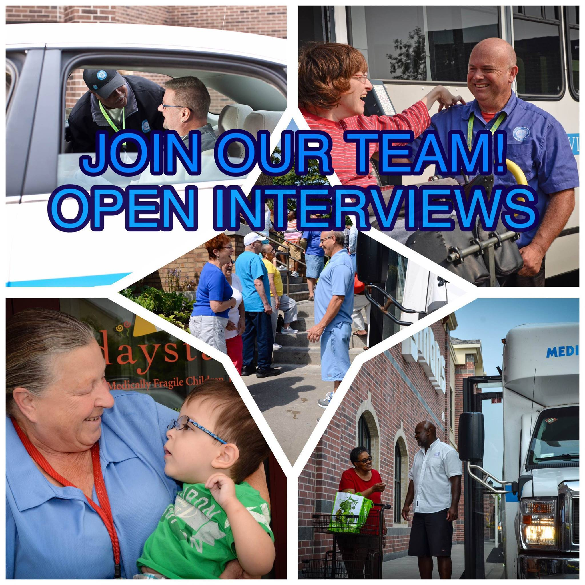Join our team open interviews medical motor service for Medical motor service rochester ny